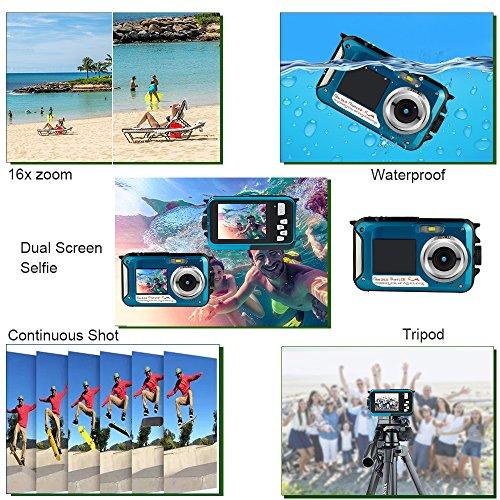 Buy waterproof camera for snorkeling
