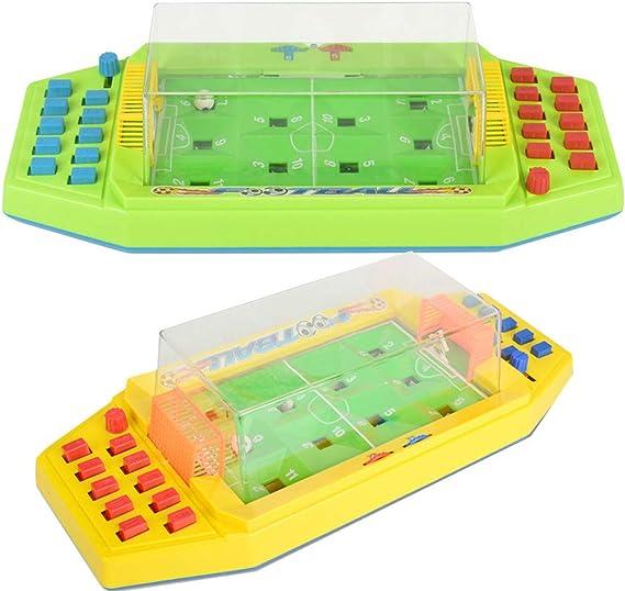 ADDG PVP Juego Mesa futbolín Rompecabezas Juguetes interactivos: Amazon.es: Deportes y aire libre