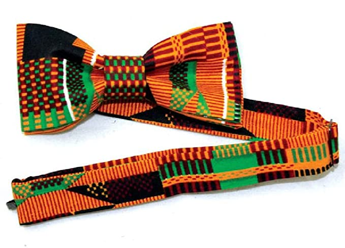 Kente Bow Tie Pattern 60 At Amazon Men's Clothing Store African Extraordinary Bow Tie Pattern