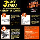 Prime-Line Products PL 7805 Screen Frame Kit, 5/16