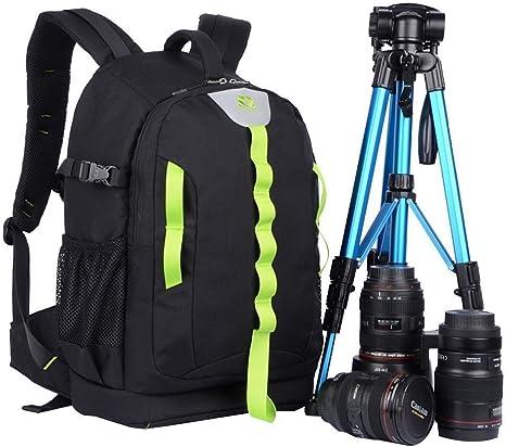 Mochila profesional para cámaras fotográficas, de YuHan, tejido ...
