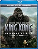 King Kong Ultimate Edition [Blu-ray + DVD + Digital HD] (Bilingual)