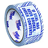 Tape Logic Security Tape, ''If Seal Has Been...'', 3'' x 110 yd.
