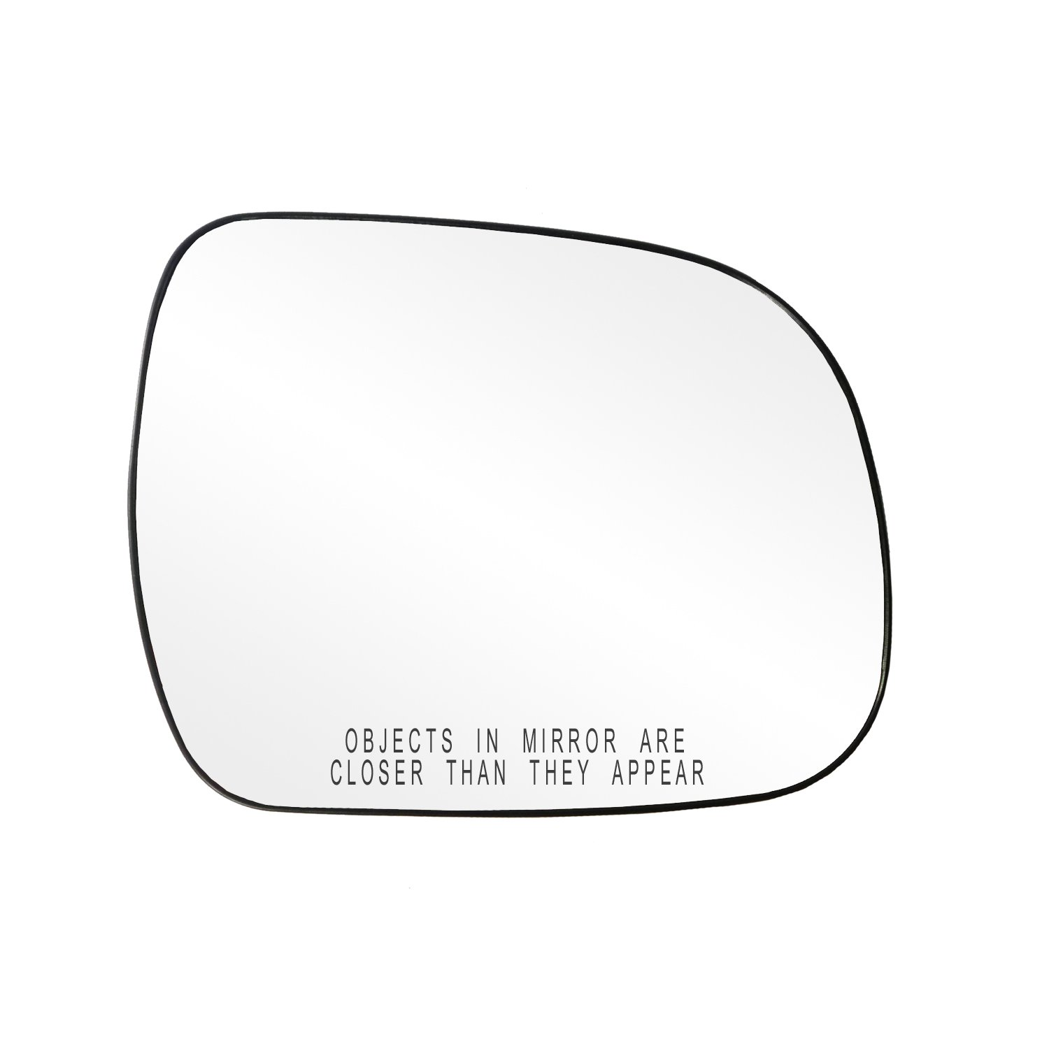 Fit System 88224 Toyota Highlander//Tacoma Left Side Power Replacement Mirror Glass with Backing Plate