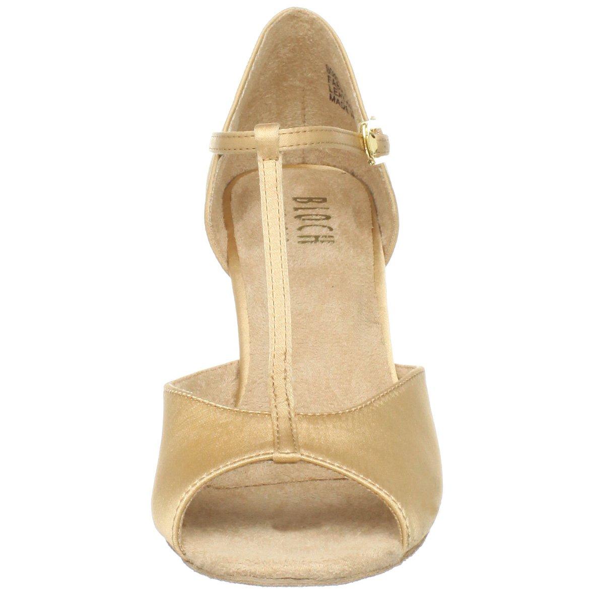 Bloch Dance Womens Illeana Leather Latin//Salsa//Ballroom Competition Dance Shoe