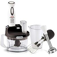 Tefal HB200 Masterblend Multi Blender Set Geniş Doğrayıcı Hazne, 0.9 L Karıştırma Haznesi, 700 W, 1.5 L