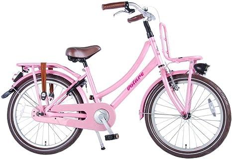 .Excellent Bicicleta Niña 20 Pulgadas Freno Delantero al Manillar y ...