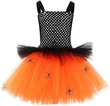 Falda NiñA, ASHOP Ropa De Bebe NiñA Halloween Vestido De Princesa ...