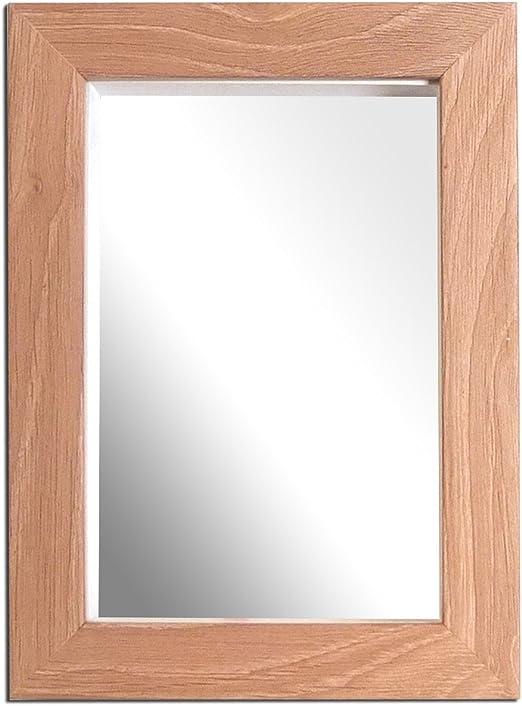 Inov8 Caja Marco para Espejo Tradicional, Cebada, 6 x 4 Pulgadas ...