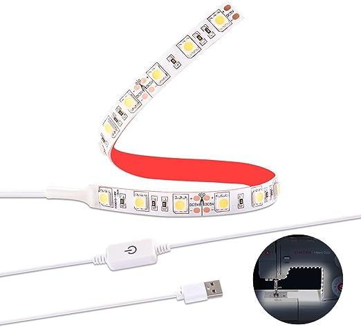 Luz LED para Máquina de Coser USB Arioj Encaja en Todas las ...