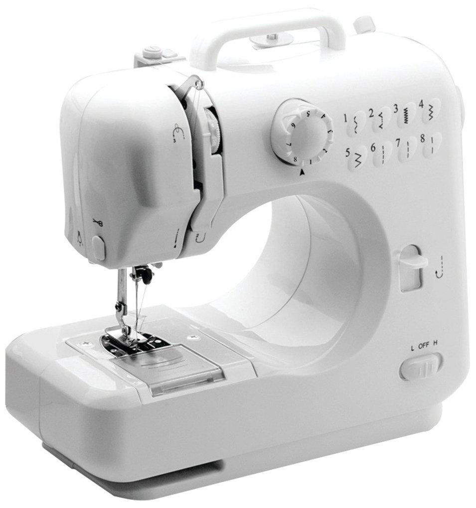 Michley LSS-505 Lil\' Sew & Sew Máquina de coser multipropósito con ...