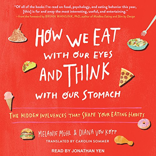 How We Eat with Our Eyes and Think with Our Stomach: The Hidden Influences That Shape Your Eating Habits