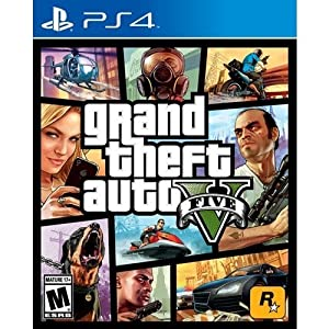 Grand Theft Auto 5 PS4 – PlayStation 4