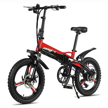 ZBB Electricas Bicicletas de montaña Plegables 48V 250W ...