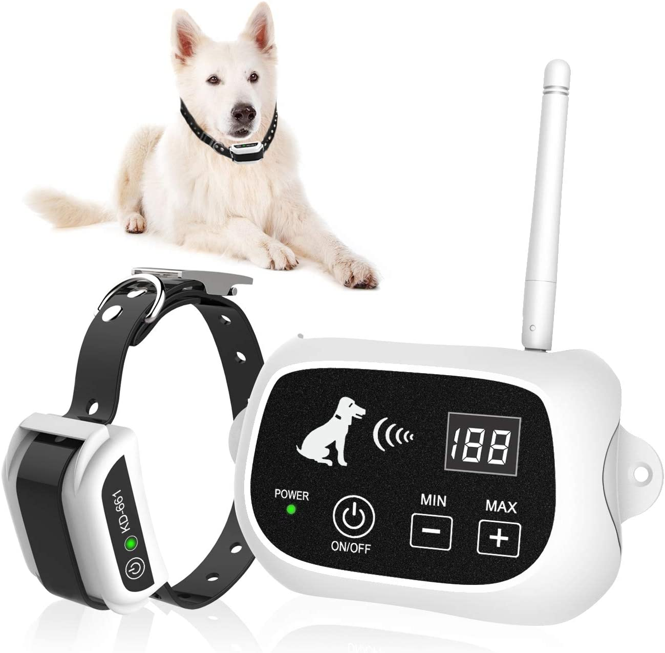Best wireless electric dog fence 5