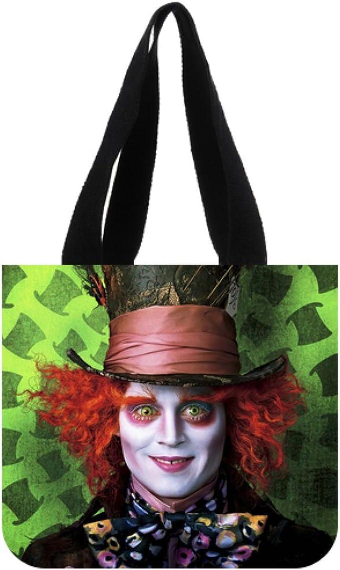 Alice in Wonderland custom bag unique piece