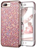 iPhone 7 Plus Case, iPhone 6 Plus/6s Plus Case, ESR Bling Sparkly Glitter
