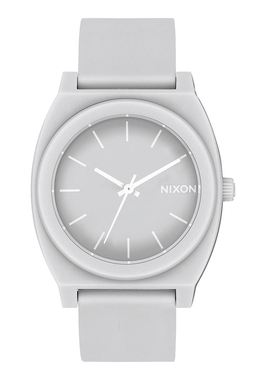 Nixon Time Teller P 40mm Watch Matte Cool Gray