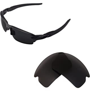 28bf50a7f1b Walleva Replacement Lenses for Oakley Flak 2.0 Sunglasses - Multiple  Options Available