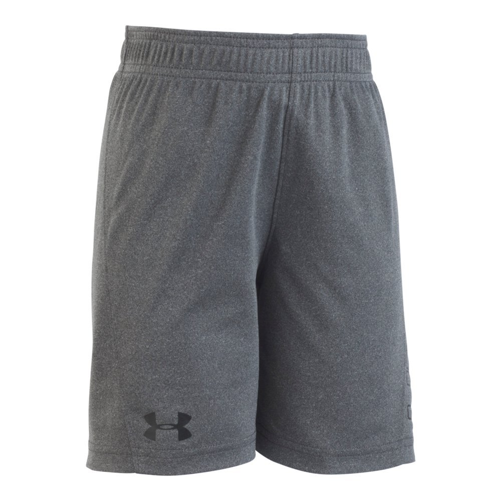 Under Armour Boys' Kick Off Solid Short