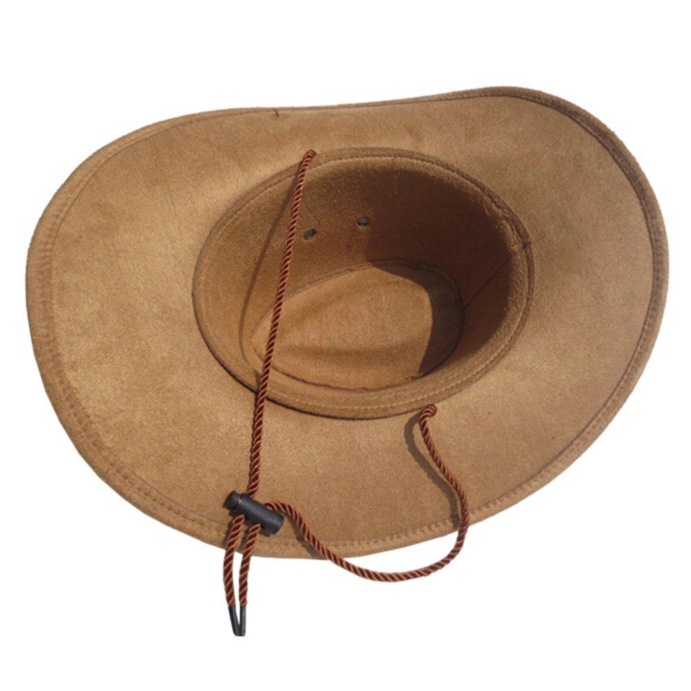 0f85f6e7077 Amazon.com   Fashion Ten-gallon Hat Outdoors Sports Cap Fishing Hunting Hat  Cowboy Hat Grey   Sports   Outdoors