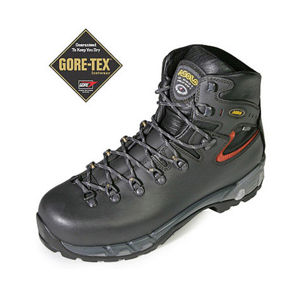 b6fe15077bf Asolo Power Matic 200 GV Backpacking Boot - Men's-Dark Graphite-Medium-13  0M2200-DARK GRAPHITE-13