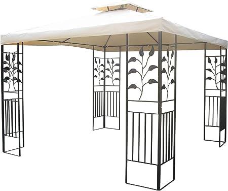 Pavillongestell aus Metall 4 versch Modelle Pavillon Gartenpavillon Pavillion