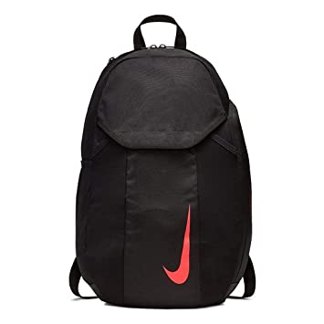 Nike Ba5508 Mochila Tipo Casual, 45 cm, 2 litros, Black/Black/Red Orbit: Amazon.es: Equipaje