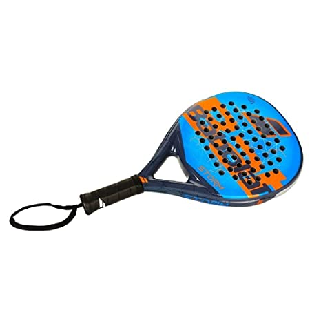Babolat Raqueta de padel Storm Man Gris Azul - Padel Tenis ...
