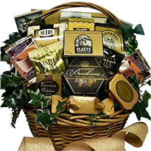 Art of Appreciation Gift Baskets Sweet Sensations Cookie, Candy and Treats Gift Basket, Large