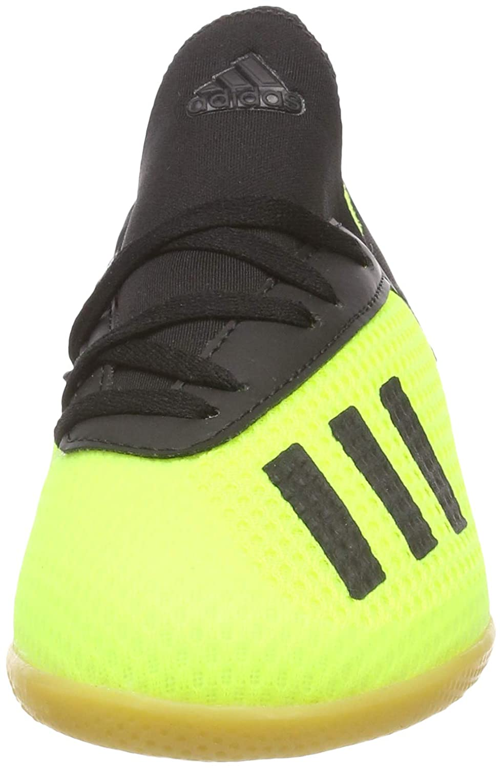 Amazon.com | adidas - X Tango 183 in J - DB2426 - Color: Green-Black - Size: 4.5 | Soccer