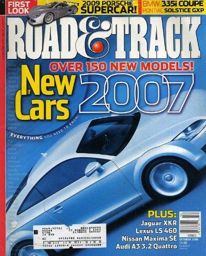 Road & Track October 2006