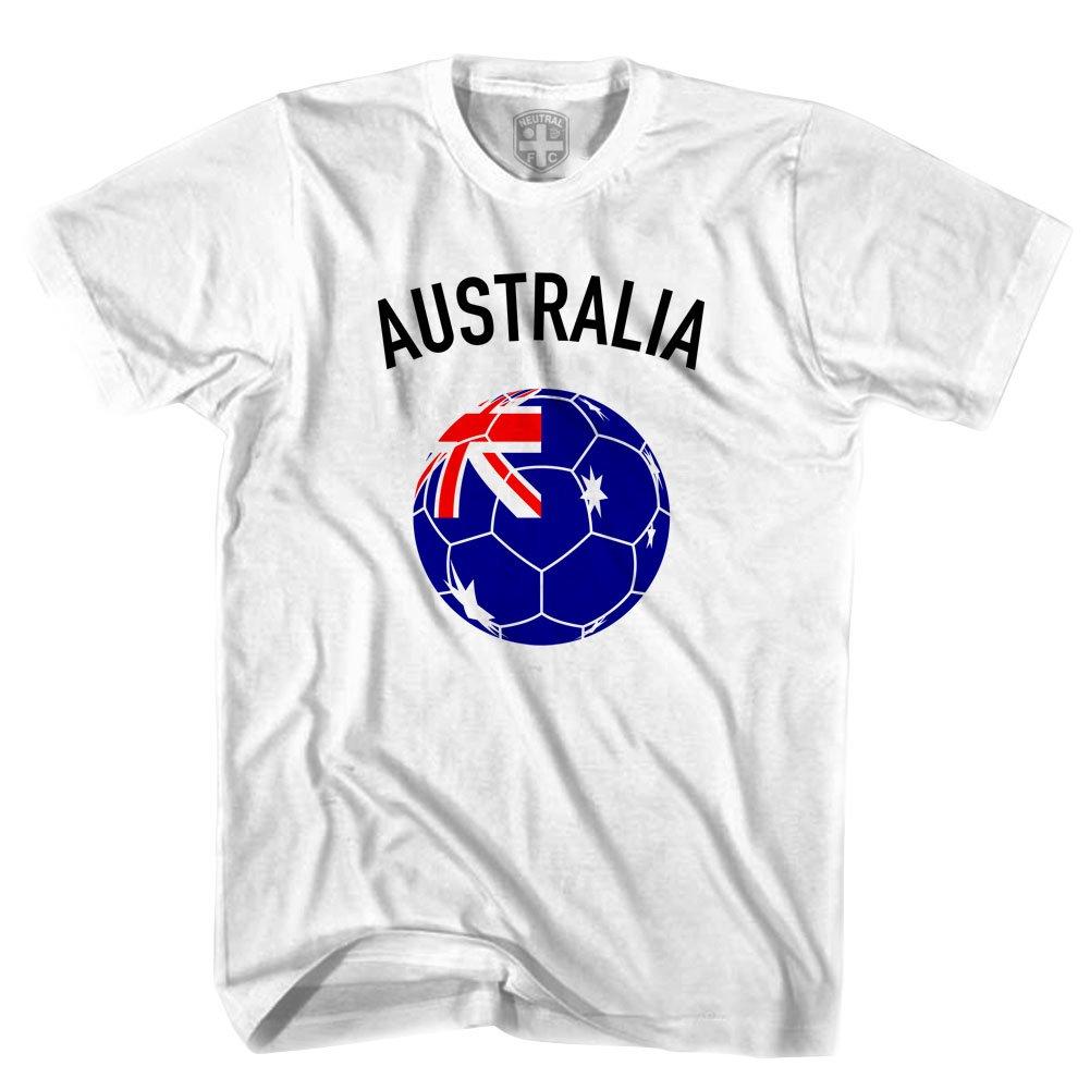 Australia Soccer Ball T-Shirt