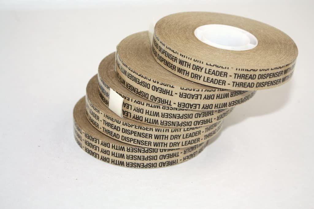 60 Rolls Of Atg Acid Free Double Sided Tape 12 X 33 Yards