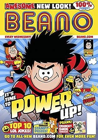 Beano prizes for kids