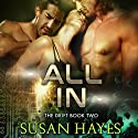 All In: The Drift, Volume 2 Audiobook by Susan Hayes Narrated by Tieran Wilder