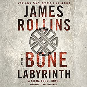 The Bone Labyrinth Audiobook