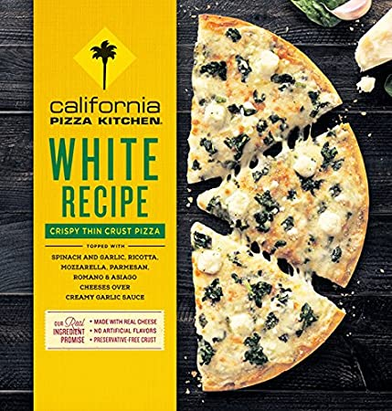 Amazon.com : California Pizza Kitchen, Crispy Thin Crust, BBQ Recipe ...