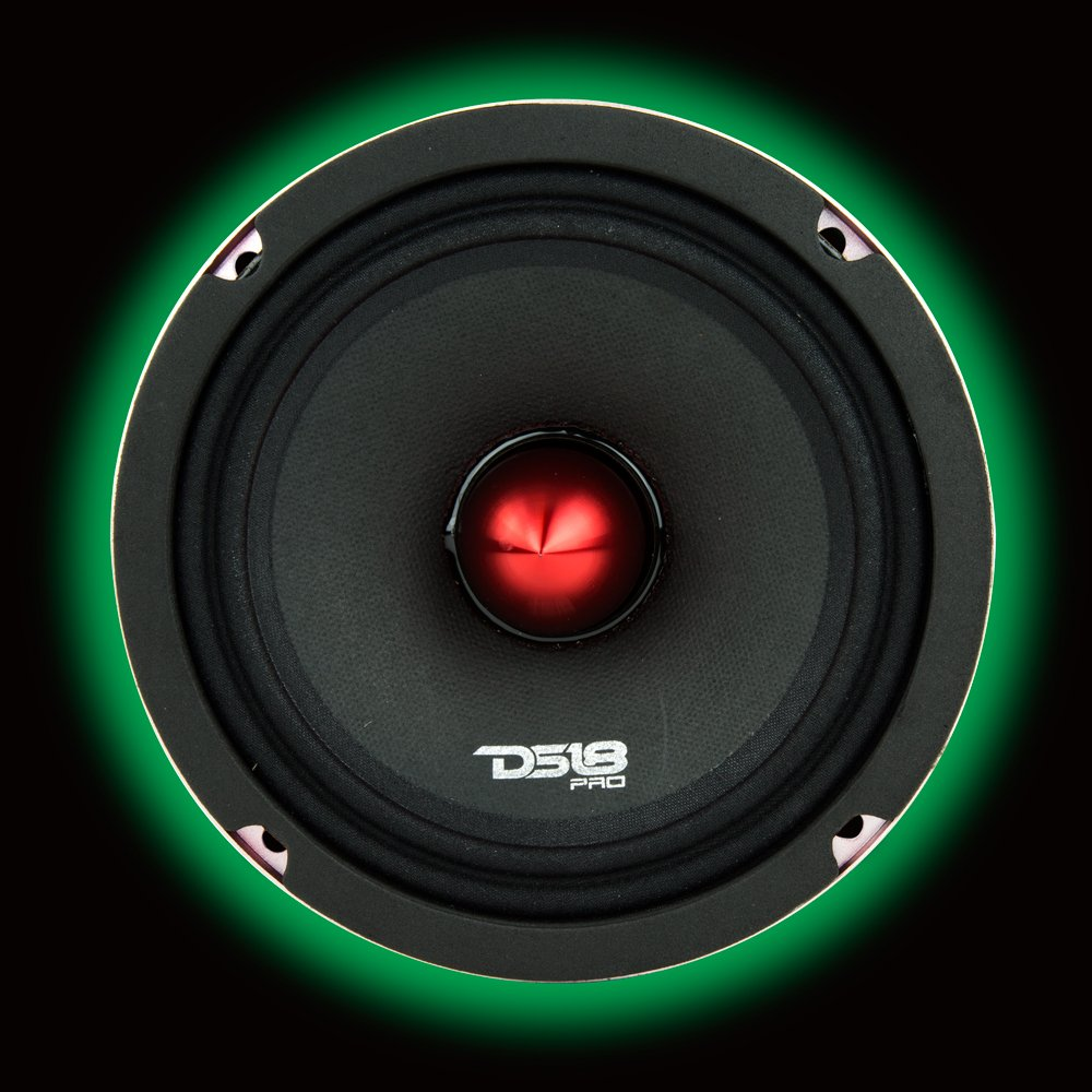 "Amazon.com: DS18 LRING8 SPEAKER GRILL RING - Fits 8"" Speaker ..."