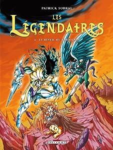 """Afficher """"légendaires (Les) n° 4 réveil du Kréa-Kaos (Le)"""""""