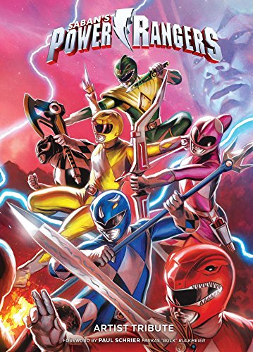 Power Rangers Artist Tribute (Mighty Morphin Power Rangers) -