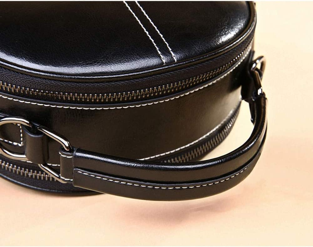 Large Capacity//Soft//Wearable YiCanGg Bag You Deserve to Have Two-Layer Cowhide//Synthetic Leather 22x9x18.5cm Shoulder Bag//Crossbody Bag Fashion Style Punk Ladies Handbag
