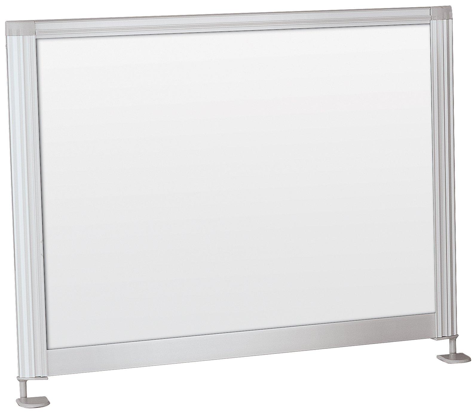 Best-Rite 90134 Desktop Privacy Panel (Porcelain Steel 21-1/2'' W)