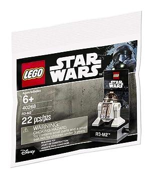 NEW /& SEALED LEGO STAR WARS R3-M2 40268 Promo Set Droid Rare HTF