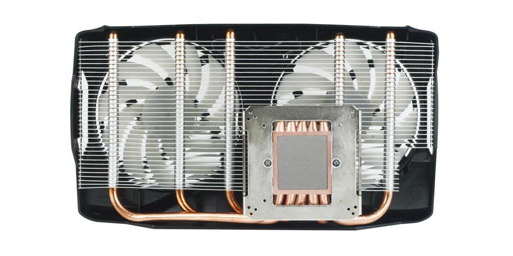 ARCTIC Accelero Twin Turbo II Ventilateur RAM et VRM Refroidissement efficace des GPU Refroidisseur pour cartes graphiques et cartes VGA