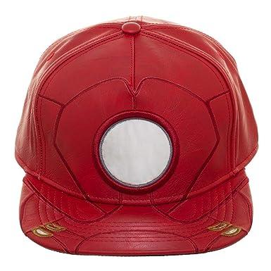2b28c3f04 Marvel The Avengers Iron Man Snapback Hat