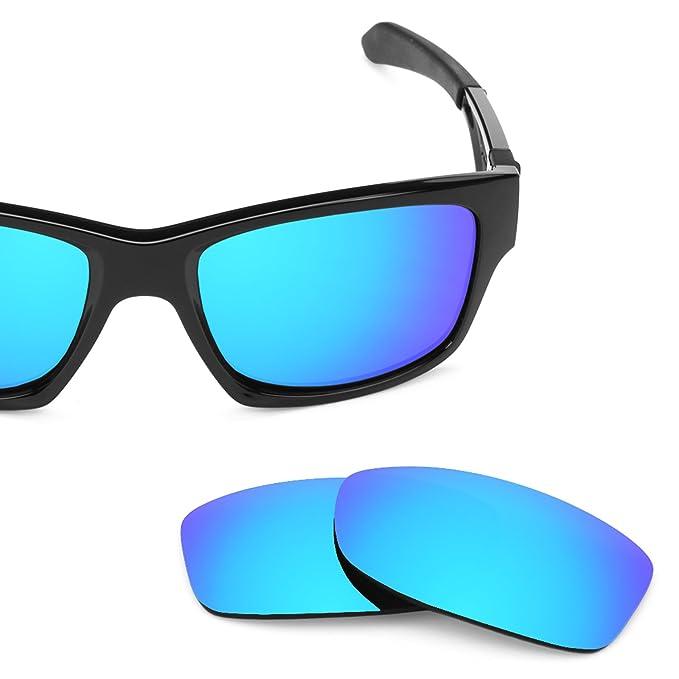 Revant Lentes Oakley Jupiter Squared (Azul Hielo) MirrorShield®: Amazon.es: Ropa y accesorios
