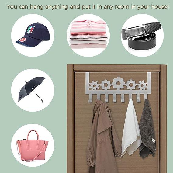 Amazon.com: Sporgard - Gancho para colgar sobre la puerta ...