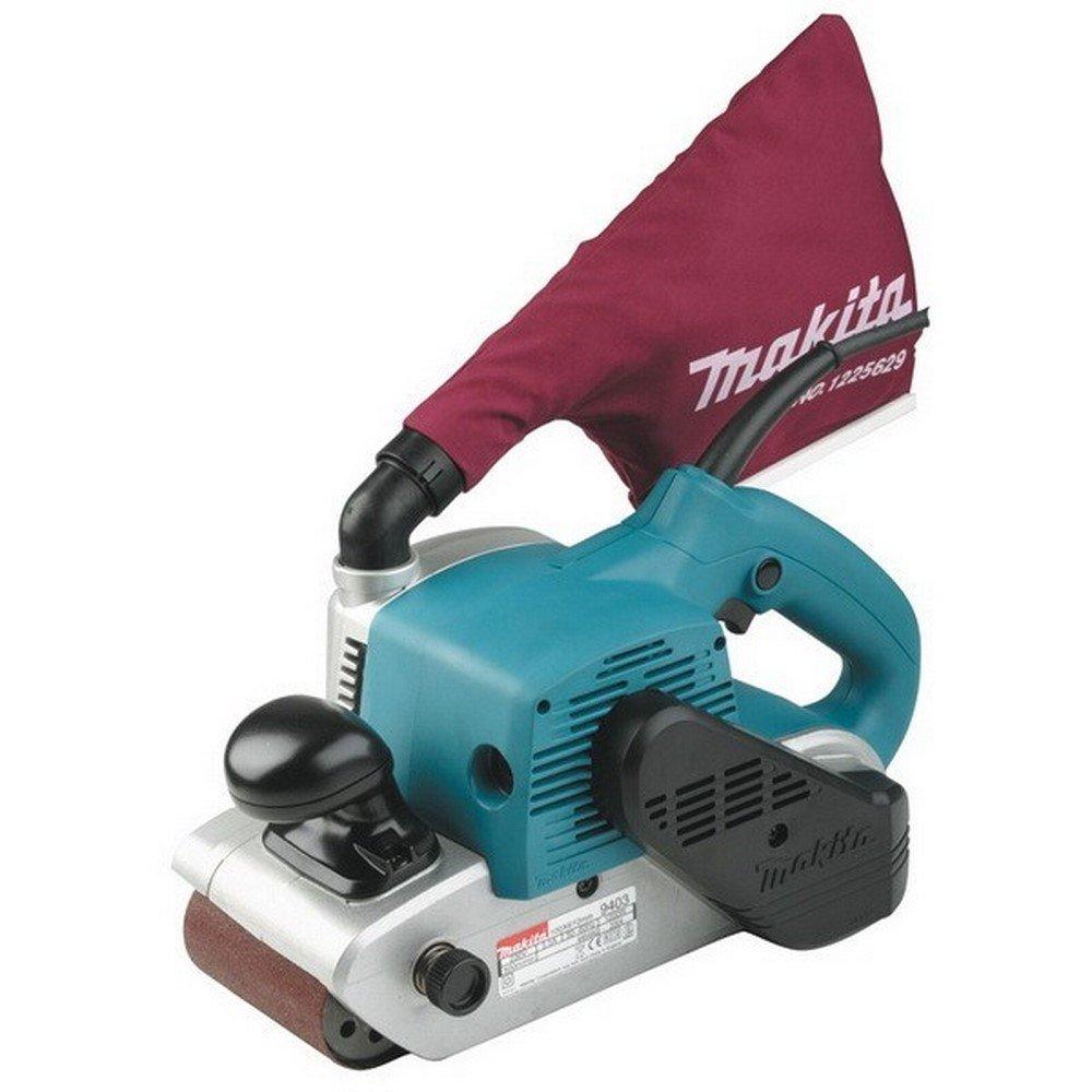 "Makita 9403 4"" X 24"" Belt Sander With Cloth Dust Bag 14"