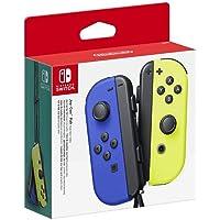 Nintendo Switch Joy-Con Neon Yellow - Neon Blue